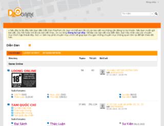 forum.playpark.vn screenshot