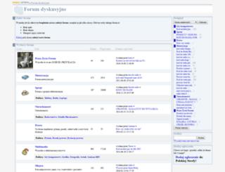 forum.polskastrefa.eu screenshot