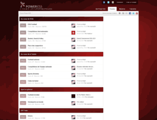 forum.power-ess.net screenshot