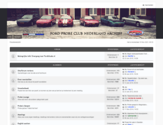 forum.probeclub.nl screenshot