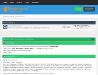 forum.qmasters.com.bn screenshot