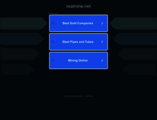 forum.realmine.net screenshot