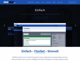 forum.redaxo.de screenshot