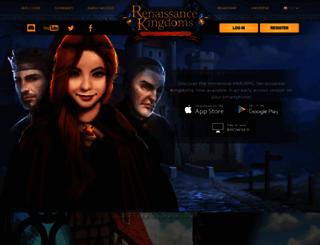 forum.renaissancekingdoms.com screenshot