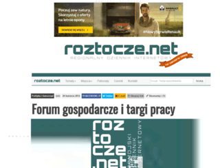 forum.roztocze.net screenshot
