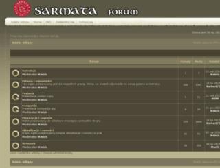 forum.sarmata.net screenshot