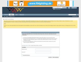 forum.segelflug.de screenshot