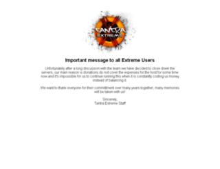 forum.servers-extreme.com screenshot