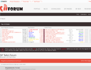 forum.sifteam.eu screenshot