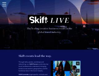 forum.skift.com screenshot