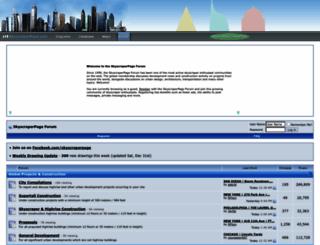 forum.skyscraperpage.com screenshot