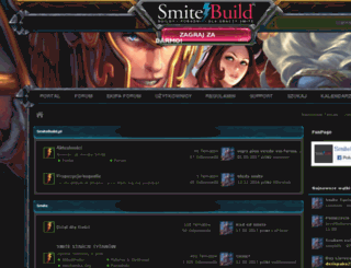 forum.smitebuild.pl screenshot