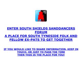 forum.southshields-sanddancers.co.uk screenshot