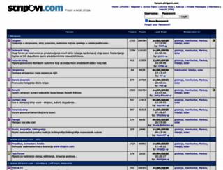 forum.stripovi.com screenshot