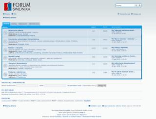 forum.swidnik.net screenshot