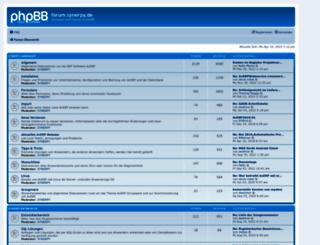 forum.synerpy.de screenshot