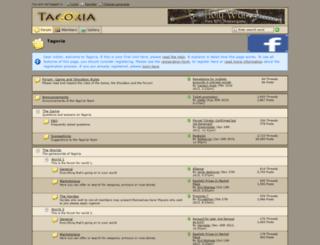 forum.tagoria.net screenshot