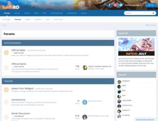 forum.talonro.com screenshot