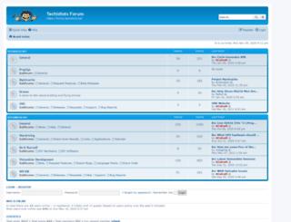 forum.techidiots.net screenshot