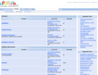forum.tinydeal.com screenshot