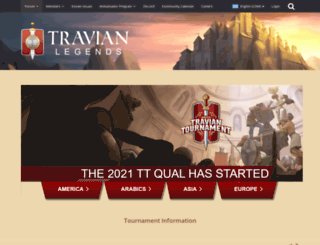 forum.travian.cl screenshot