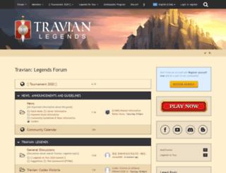 forum.travian.com.au screenshot
