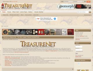 forum.treasurenet.com screenshot