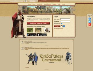 forum.tribalwarsmasters.net screenshot