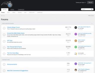 forum.truebluenation.com screenshot