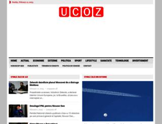 forum.ucoz.ro screenshot