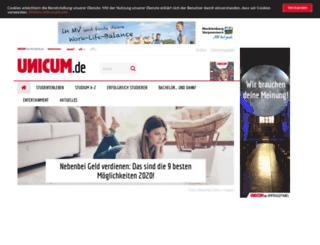 forum.unicum.de screenshot