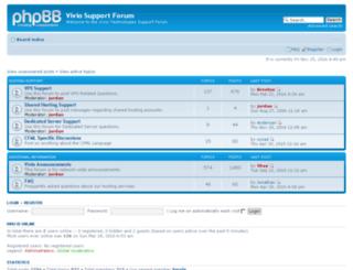 forum.viviotech.net screenshot
