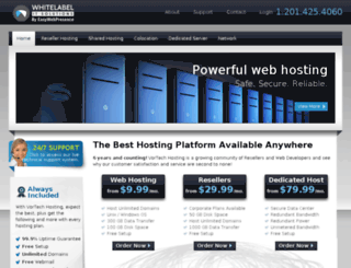 forum.vortechhosting.com screenshot