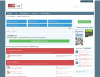 forum.webmaster-eye.de screenshot