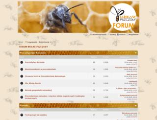 forum.wolnepszczoly.org screenshot