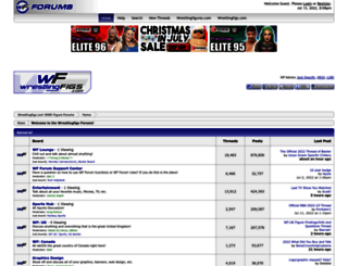 forum.wrestlingfigs.com screenshot