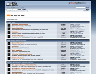 forum.wwfry.org screenshot
