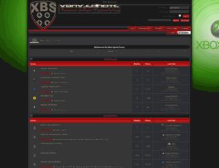 forum.xbox-sports.com screenshot