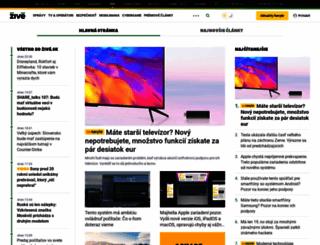 forum.zive.sk screenshot