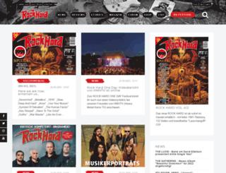 forum2008.rockhard.de screenshot