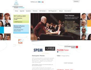 forumdavos.com screenshot