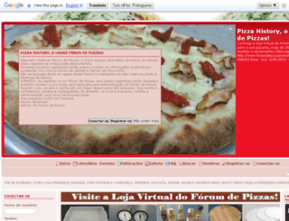 forumdepizzas.3forum.biz screenshot