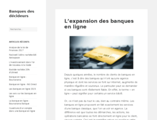 forumdesdecideurs.fr screenshot