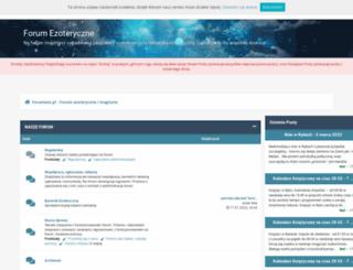 forumezo.pl screenshot