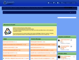 forumfr.com screenshot