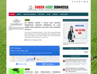 forumgurunusantara.blogspot.co.id screenshot