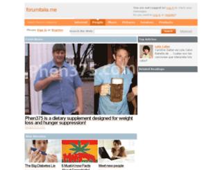 forumitalia.me screenshot