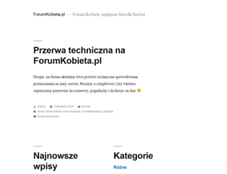 forumkobieta.pl screenshot