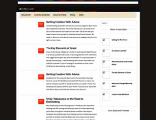 foruml.biz screenshot