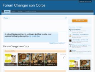 forummaigrir.com screenshot